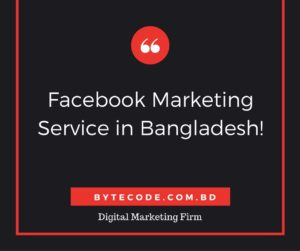 Facebook Marketing Service in Bangladesh