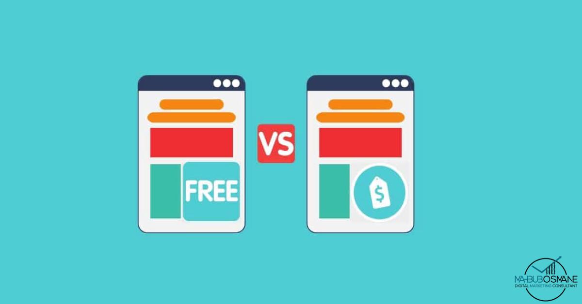 Free seo vs Paid seo