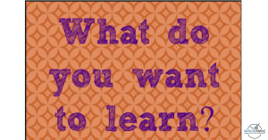 what-do-you-want-to-learn