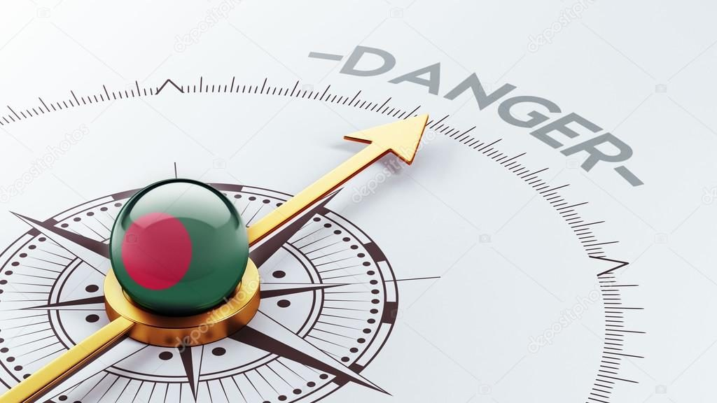 Danger of Bangladesh