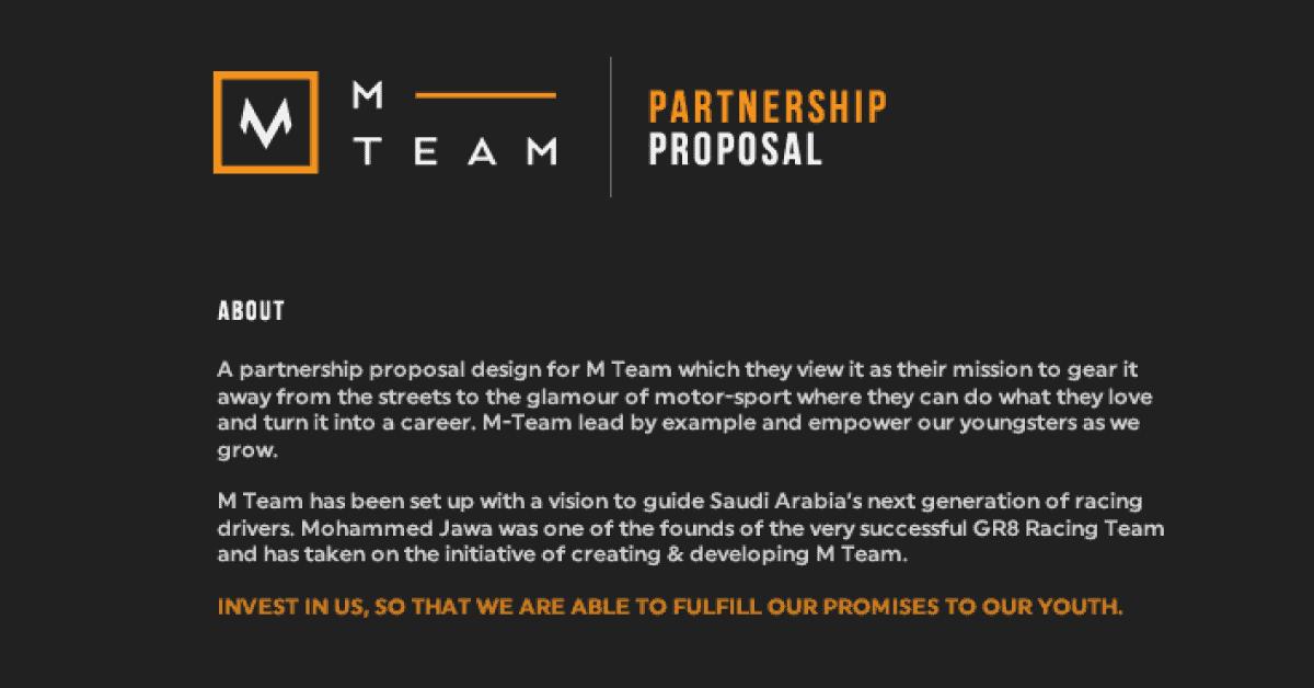 Partnership-Proposal